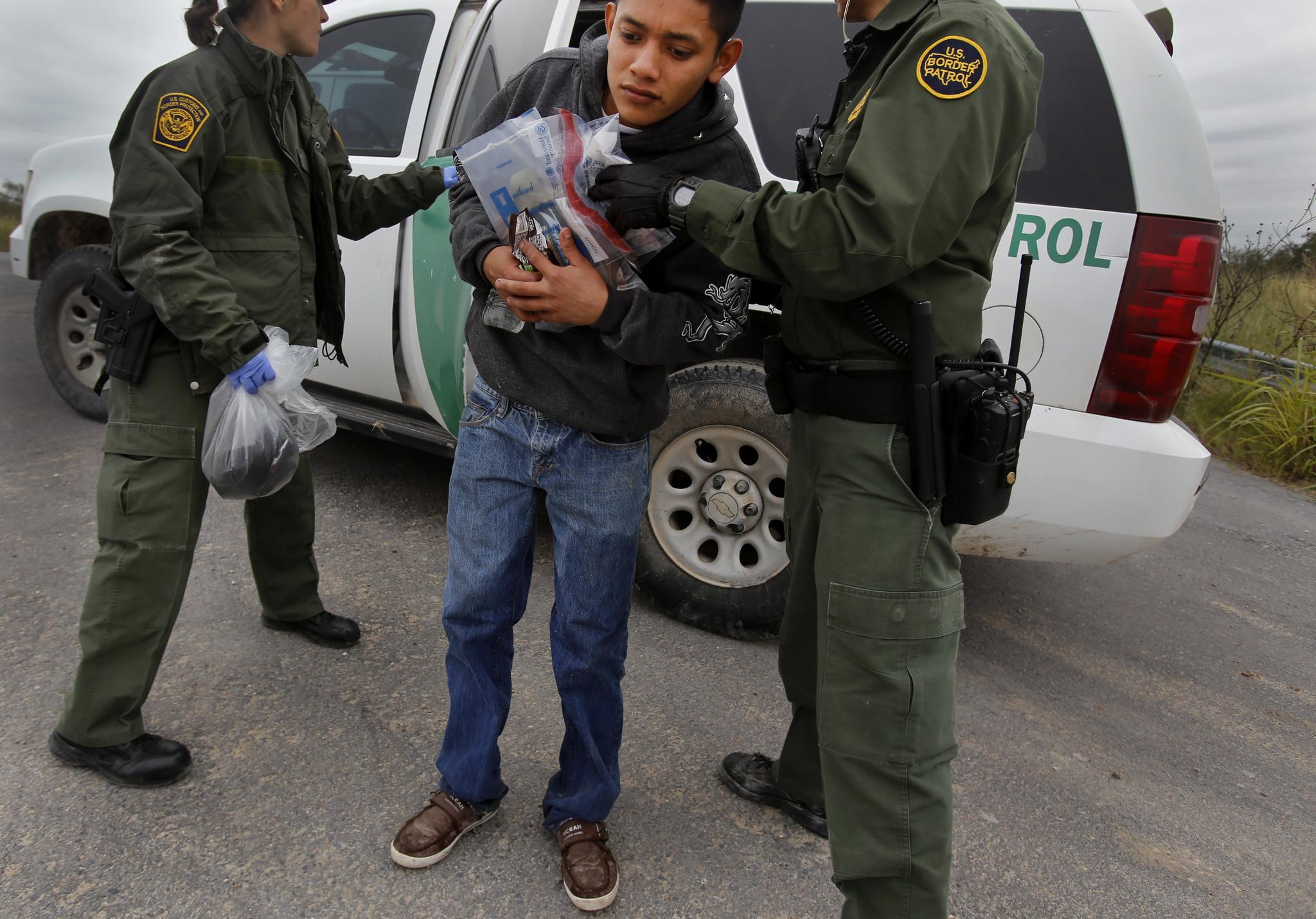 border patrol career report