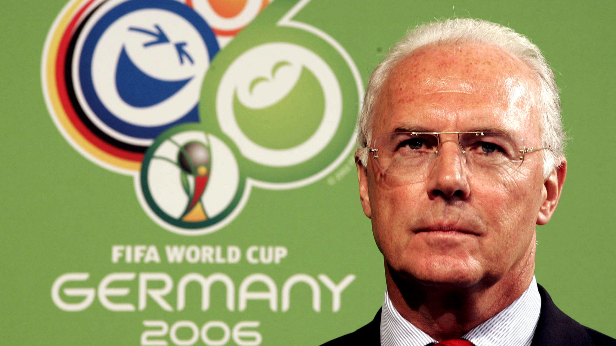 German great Franz Beckenbauer tar ed in FIFA ethics