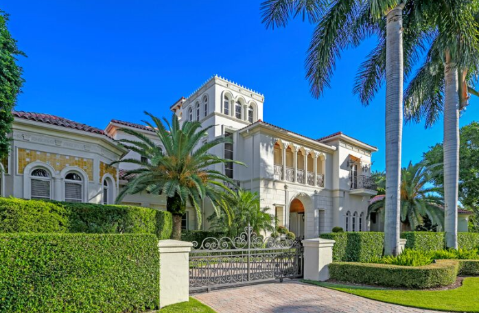 Real estate notebook boca raton home listed for nearly Palm beach gardens property appraiser