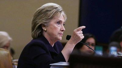 Live: Marathon Clinton testimony continues. Is anyone still watching?