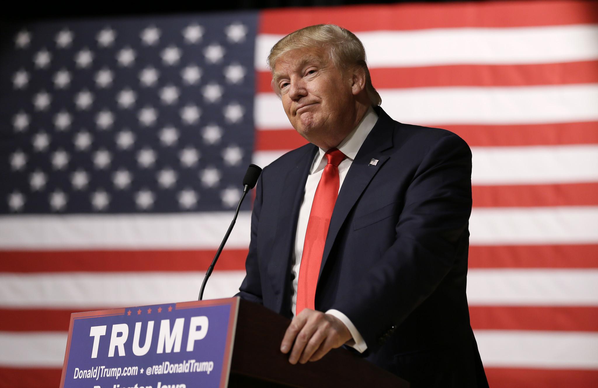 news donald trump president florida story