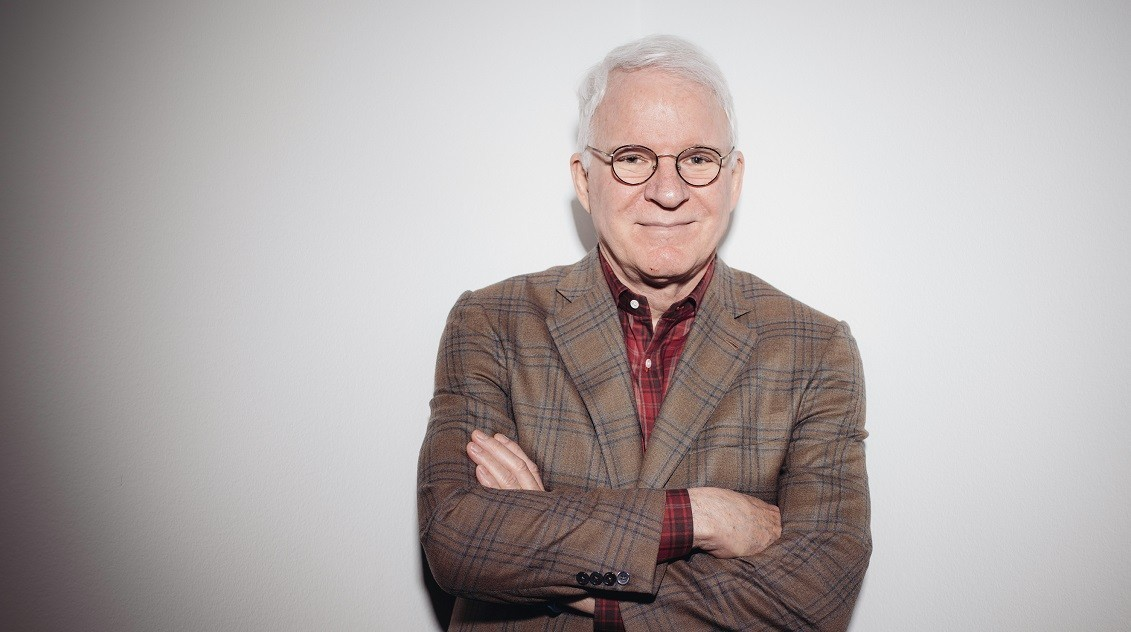Steve Martin Returning To Long Wharf With New Play 'Meteor