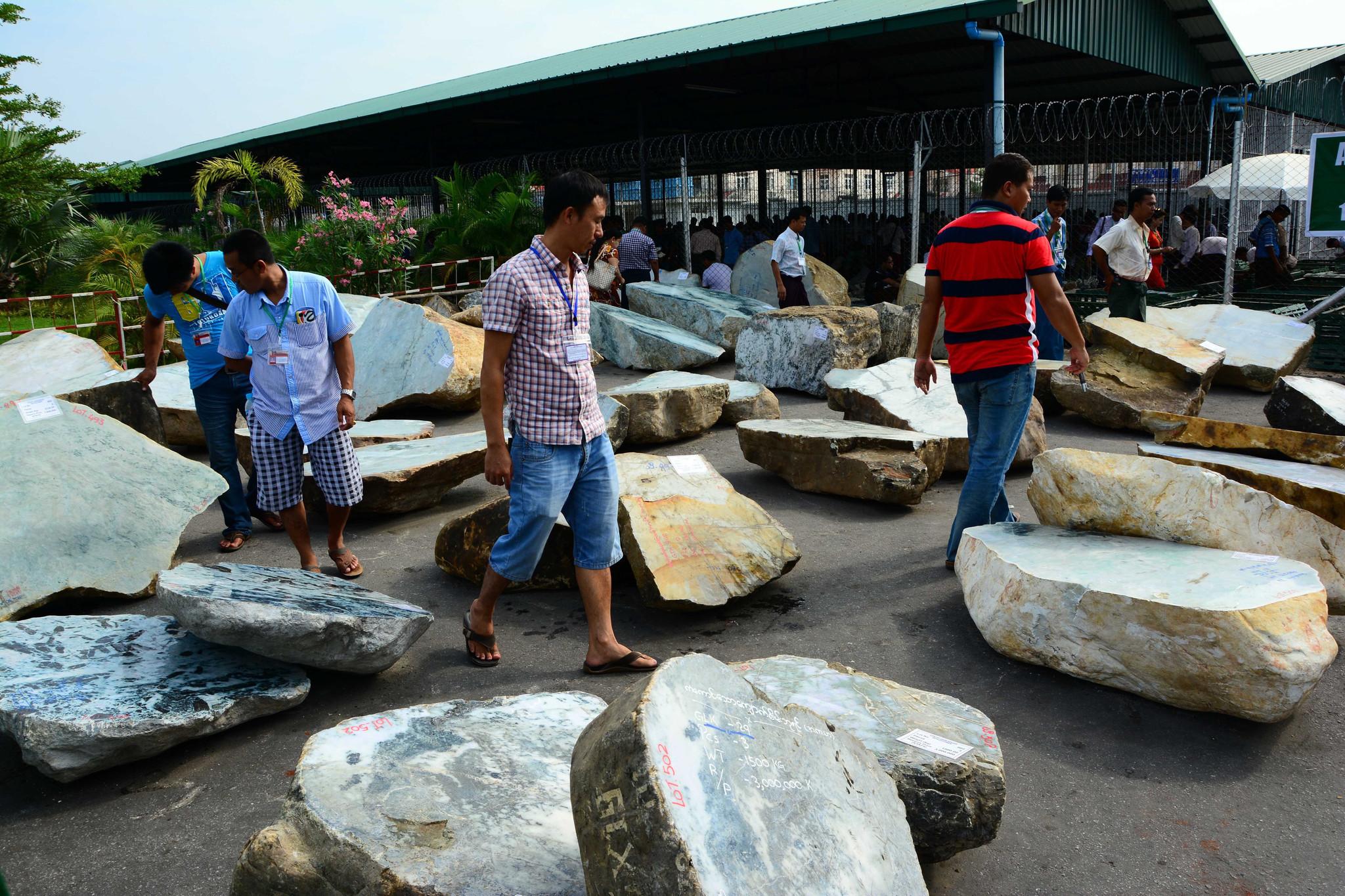 Capital Region Cars >> Myanmar jade rush muddies promise of change, fuels conflict - Chicago Tribune