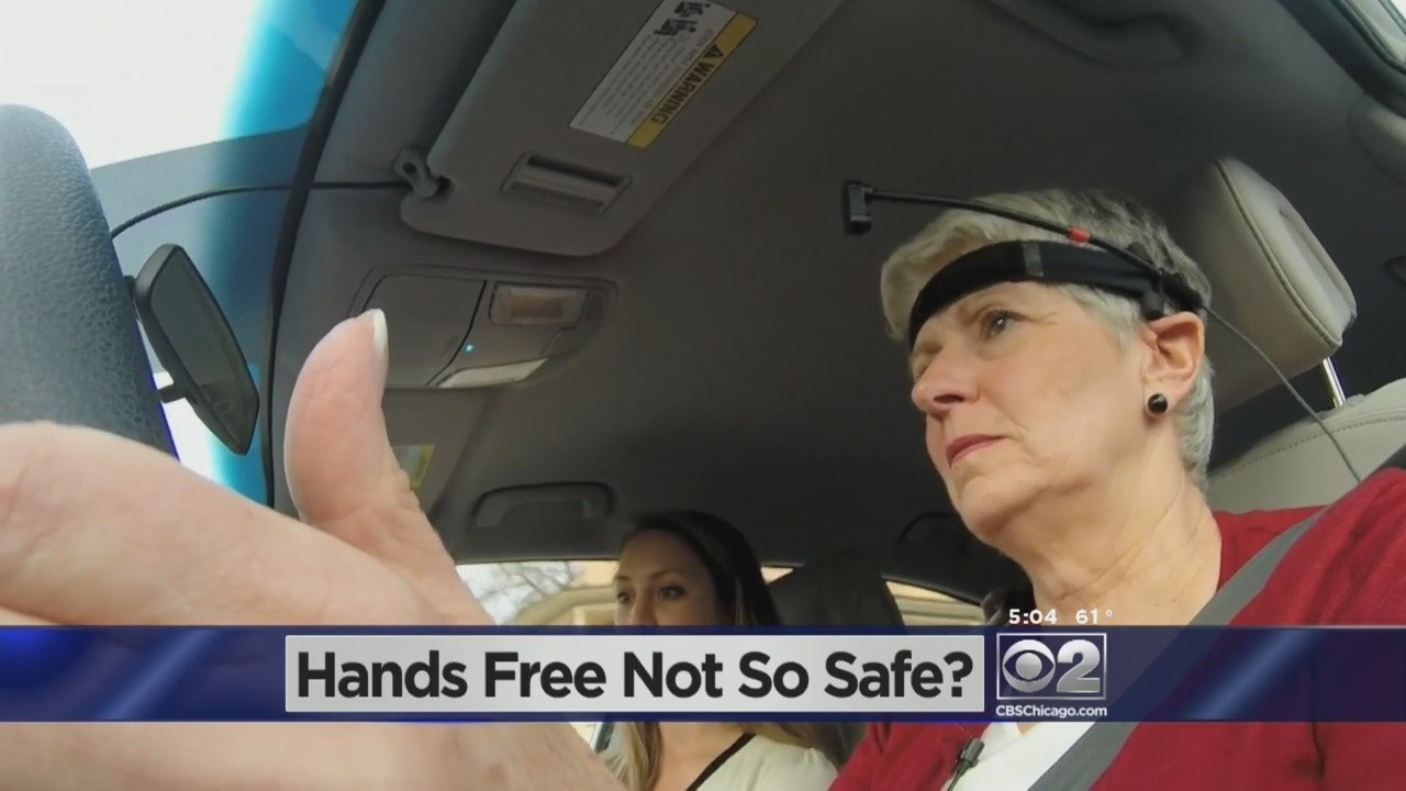 Study questions 39 hands free 39 driving safety chicago tribune for Aaa motor club chicago