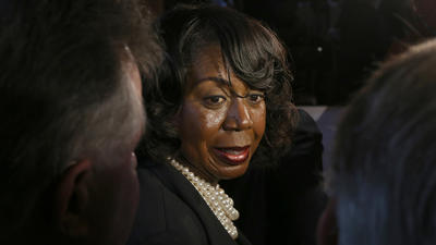 Clerk Brown vows to stay in race after Cook County Democrats yank backing