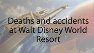 Pictures: Deaths and accidents at Walt Disney World Resort