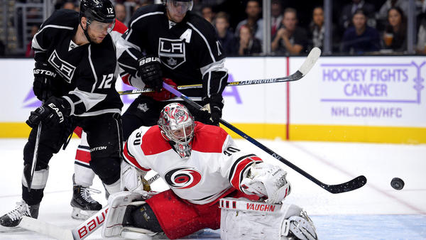 Tyler Toffoli, Kings Show Streak Smarts In 3-0 Win Over Hurricanes