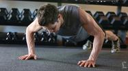 P90X's Tony Horton says this workout will boost your balance and flexibility