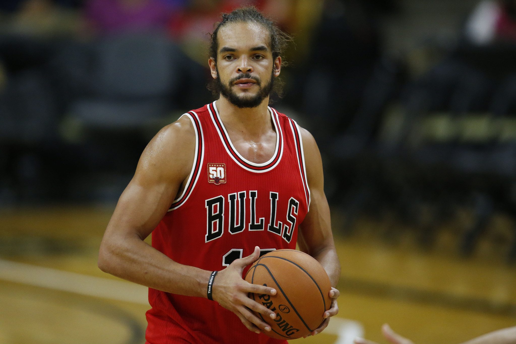 Joakim Noah on new role off the bench: 'Good for our team ...