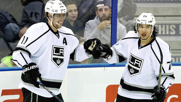 Kings Play To Good Review In Fifth Straight Win, 3-2 At Edmonton