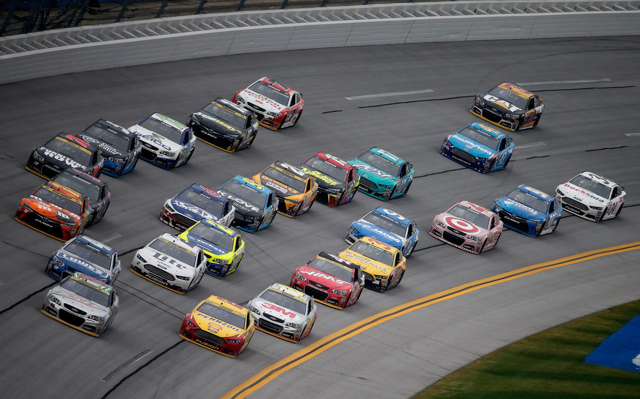 NASCAR announces race schedule for 2016 - Sun Sentinel