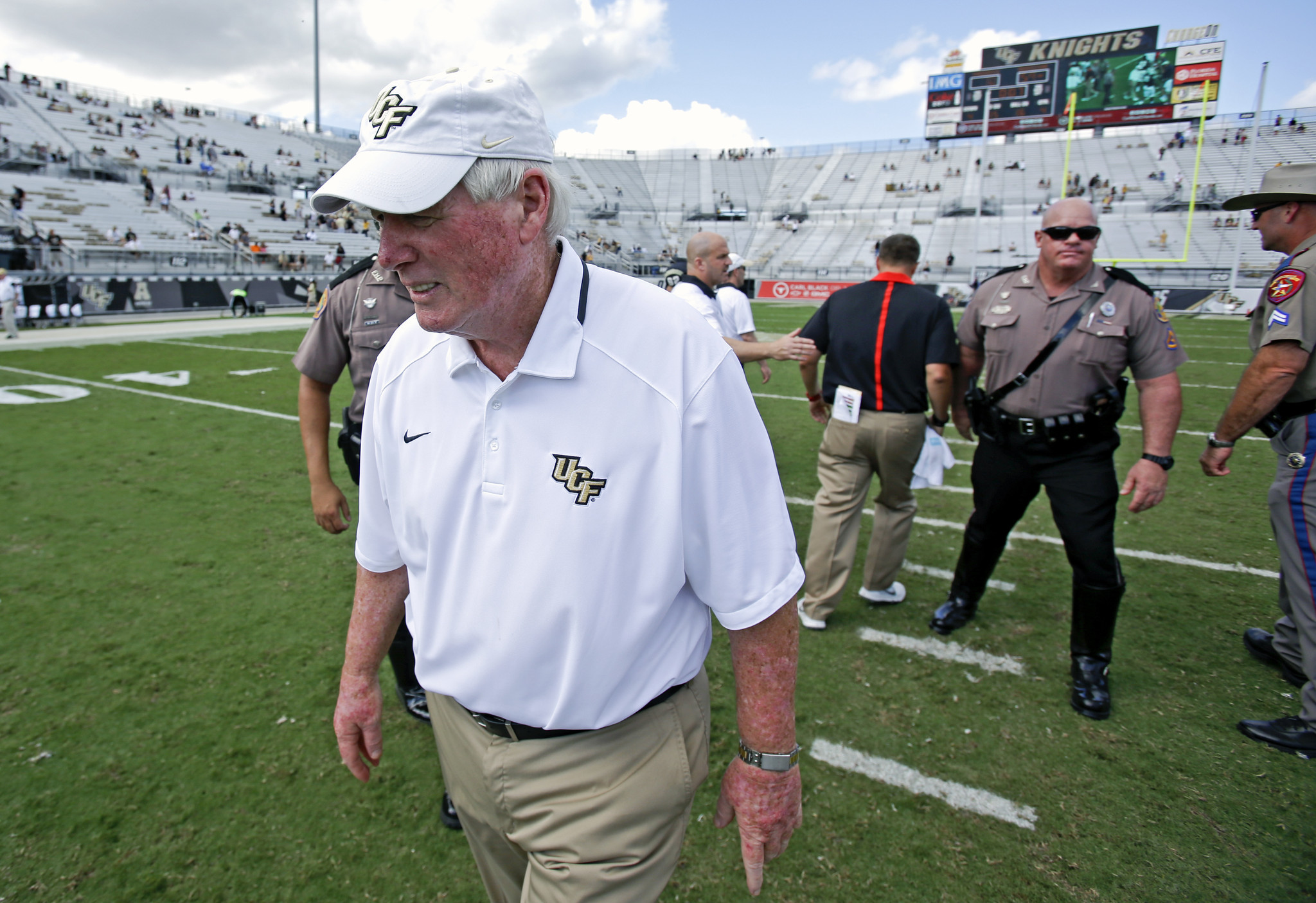 AAC Football Notebook: O\'Leary Out At Central Florida - Hartford Courant