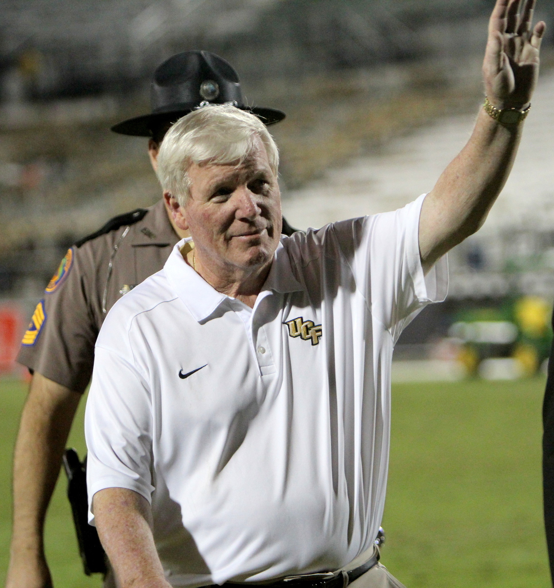 resignation of george o leary puts ucf behind recruiting 8 ball