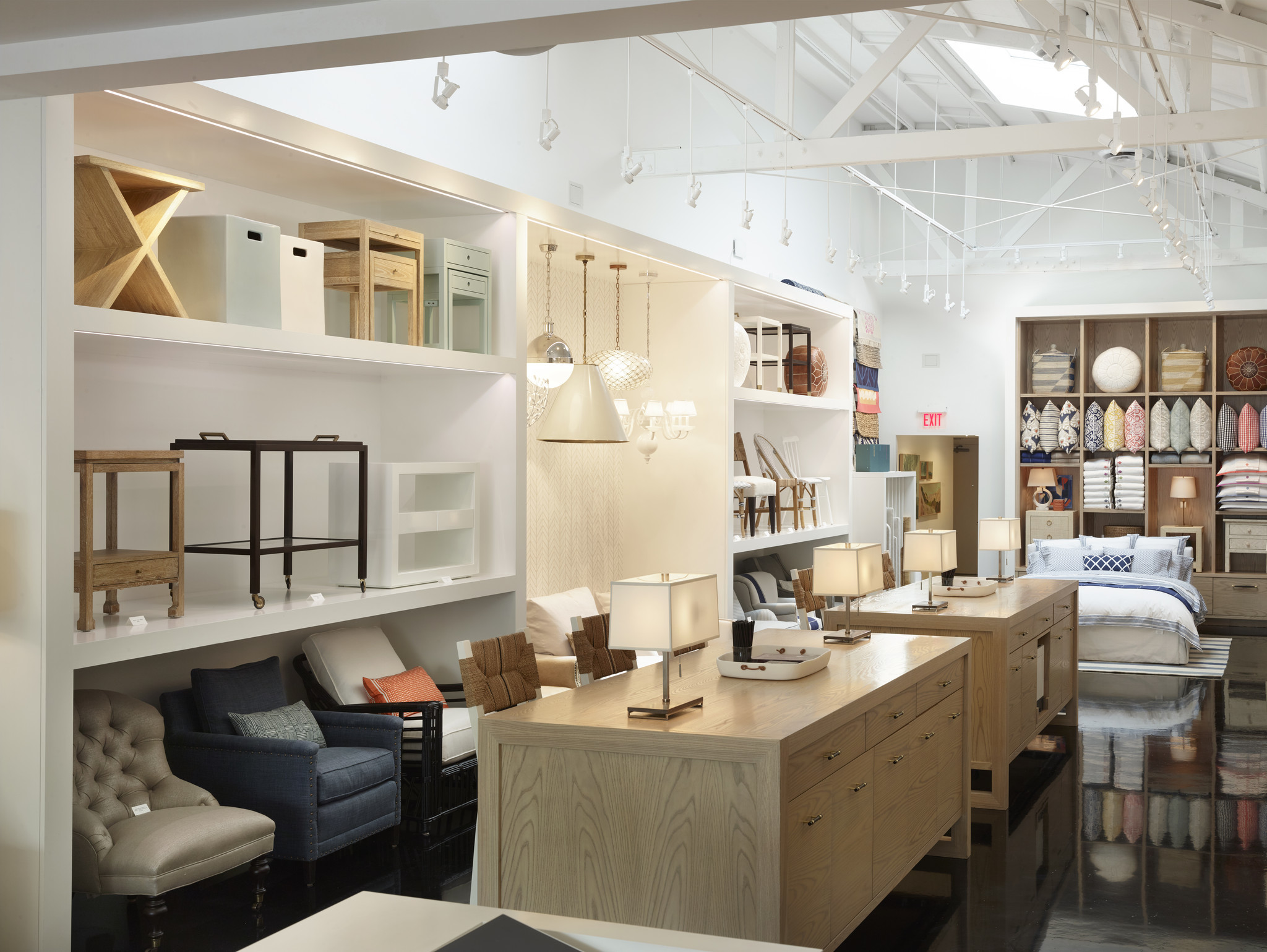 Serena And Lily Serena Lily Opens New Showroom On Melrose In West Hollywood La