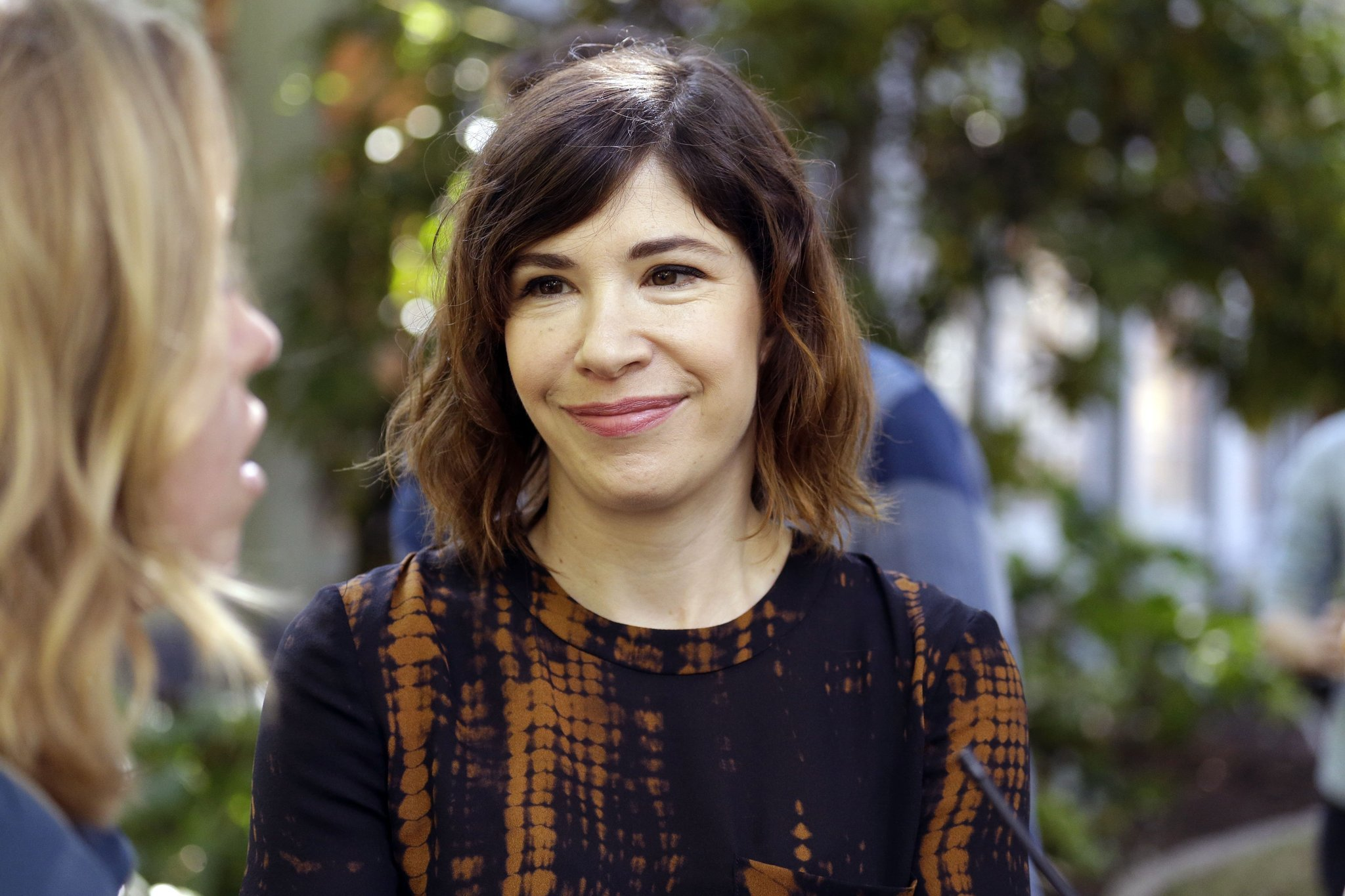 carrie brownstein house