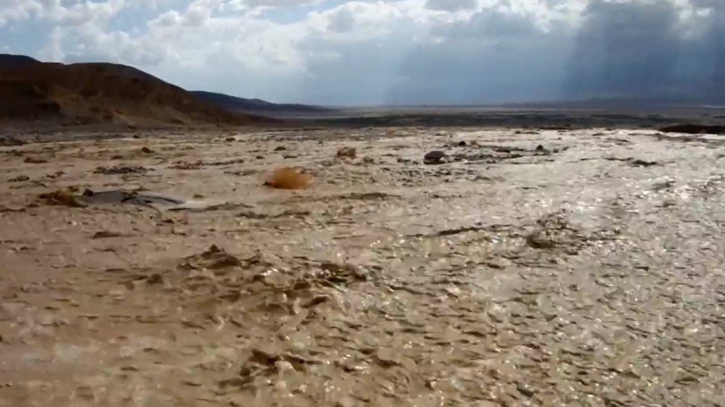 Still Reeling From Flash Floods In Death Valley Scotty S