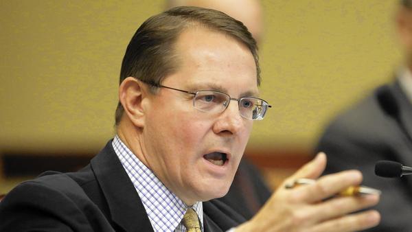 Utah state Rep. Ken Ivory