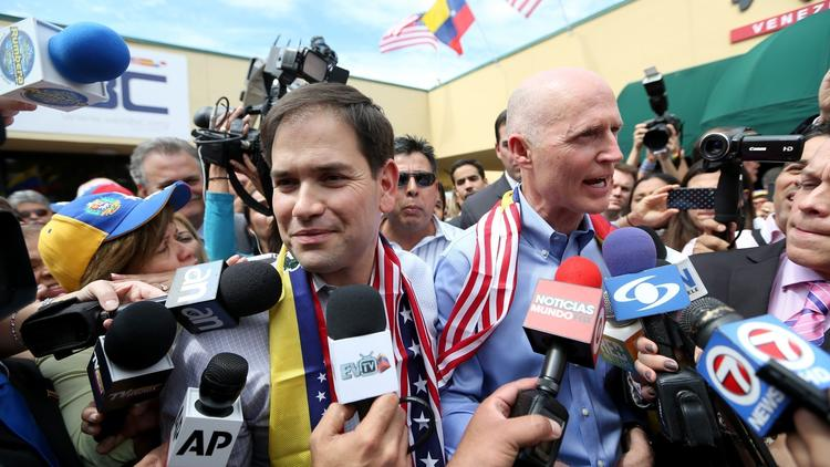 "Florida Demands ""Sen. Marco Rubio Should Resign, Not Rip Us Off!"" - Presidential Material?"