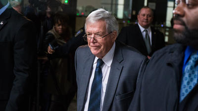 Dennis Hastert goes from speaker to felon, but his dark past still a mystery