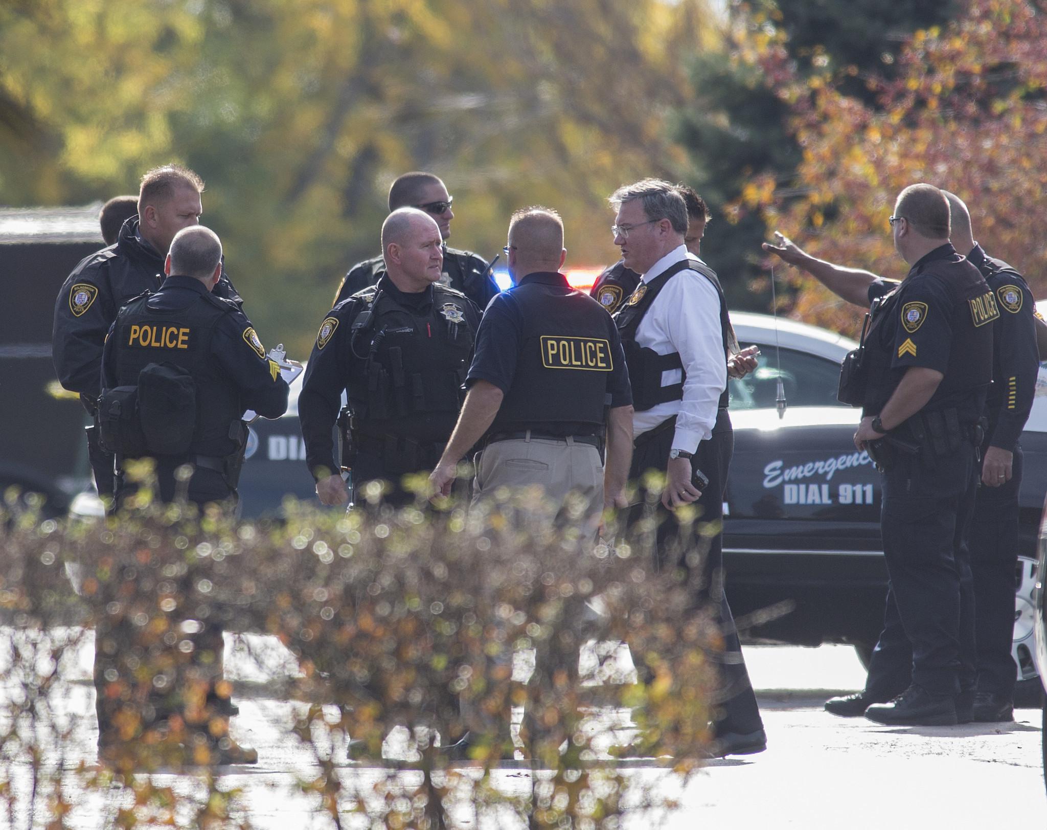 Illinois will county university park - Neighbors Saw Nothing Amiss Before Bolingbrook Shooting
