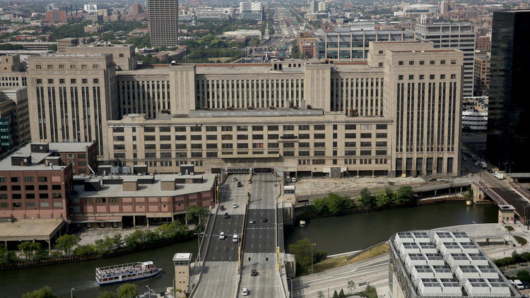 Chicago Post Office Redevelopment Page 29 Skyscraperpage Forum
