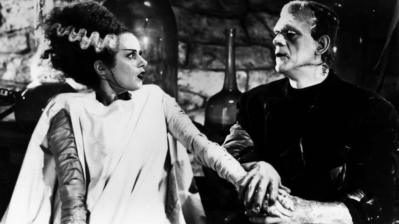 Classic Hollywood: 'Bride of Frankenstein,' Harry Houdini and ...
