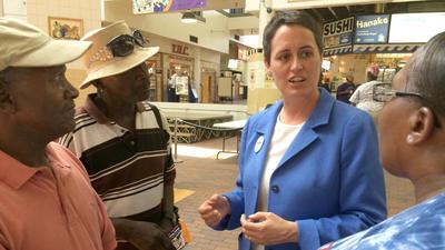 Heather Mizeur pushes back on DFA's comments in Senate race