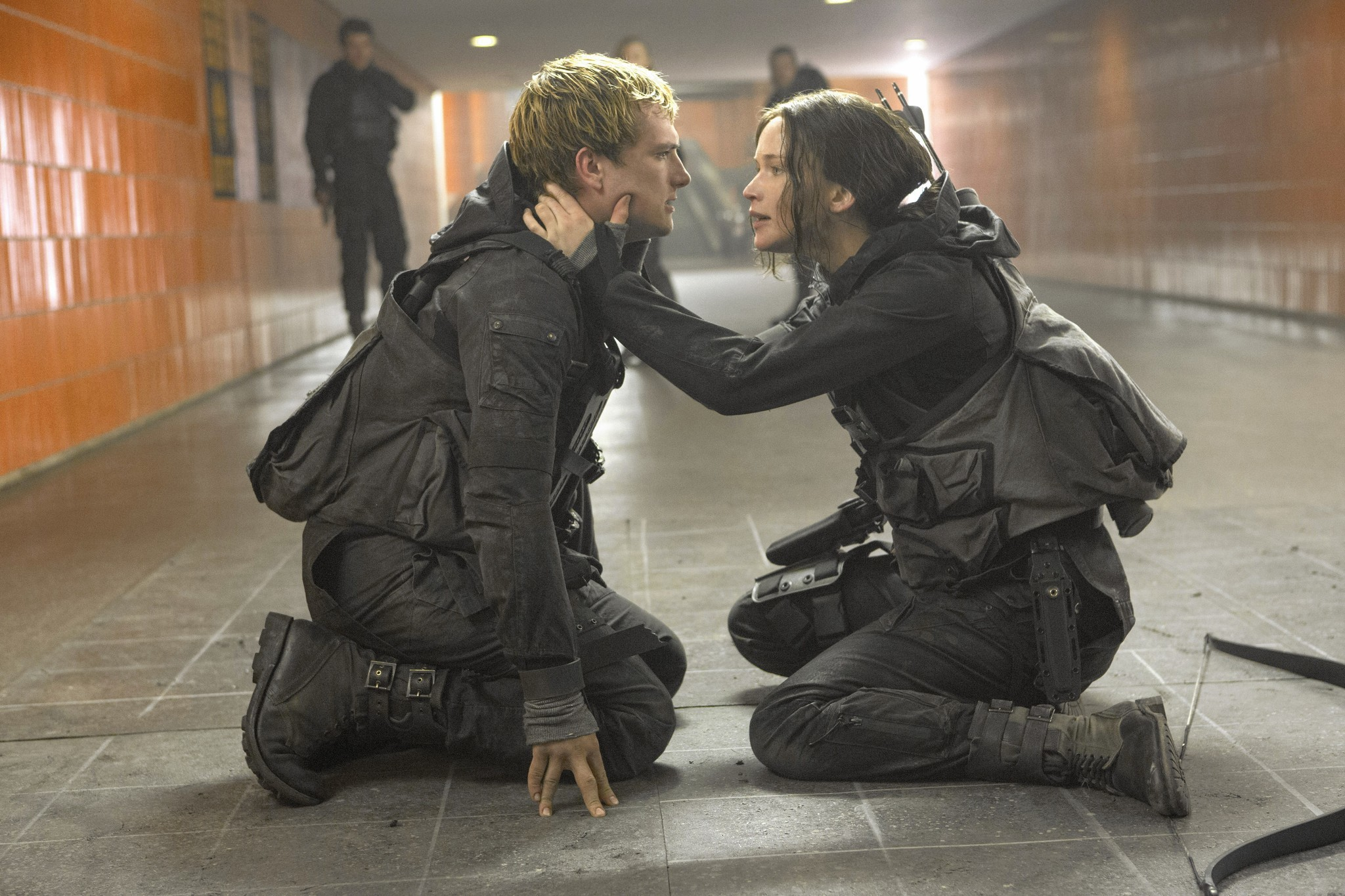 It s all about books movie review mockingjay part 2
