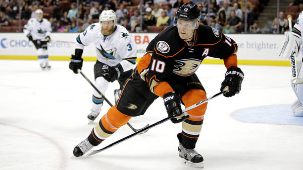 Ducks Visit The St. Louis Blues On Thursday