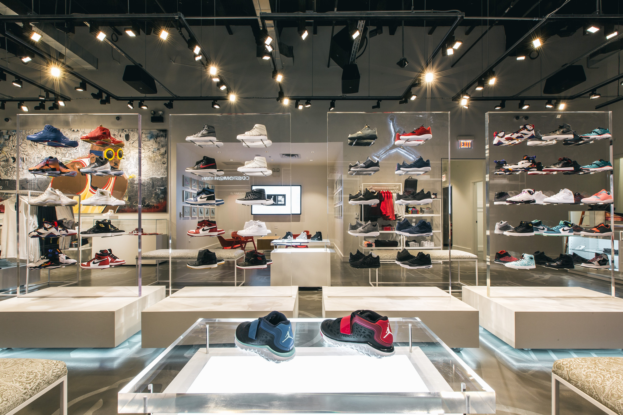 new jordan store like a hug from mj himself redeye chicago