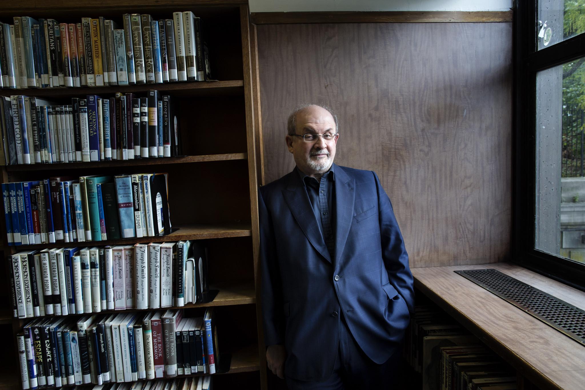 Salman Rushdie's life of literary risk-taking