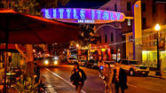 Foodies are hungry for San Diego's Little Italy, a hub for top chefs