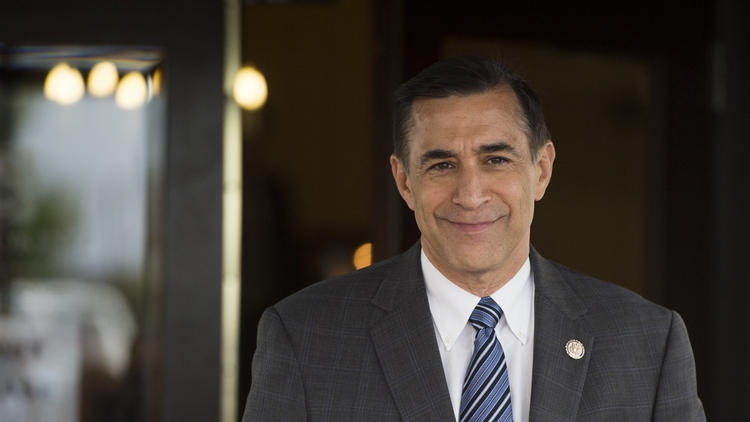 Rep. Darrell Issa of Vista
