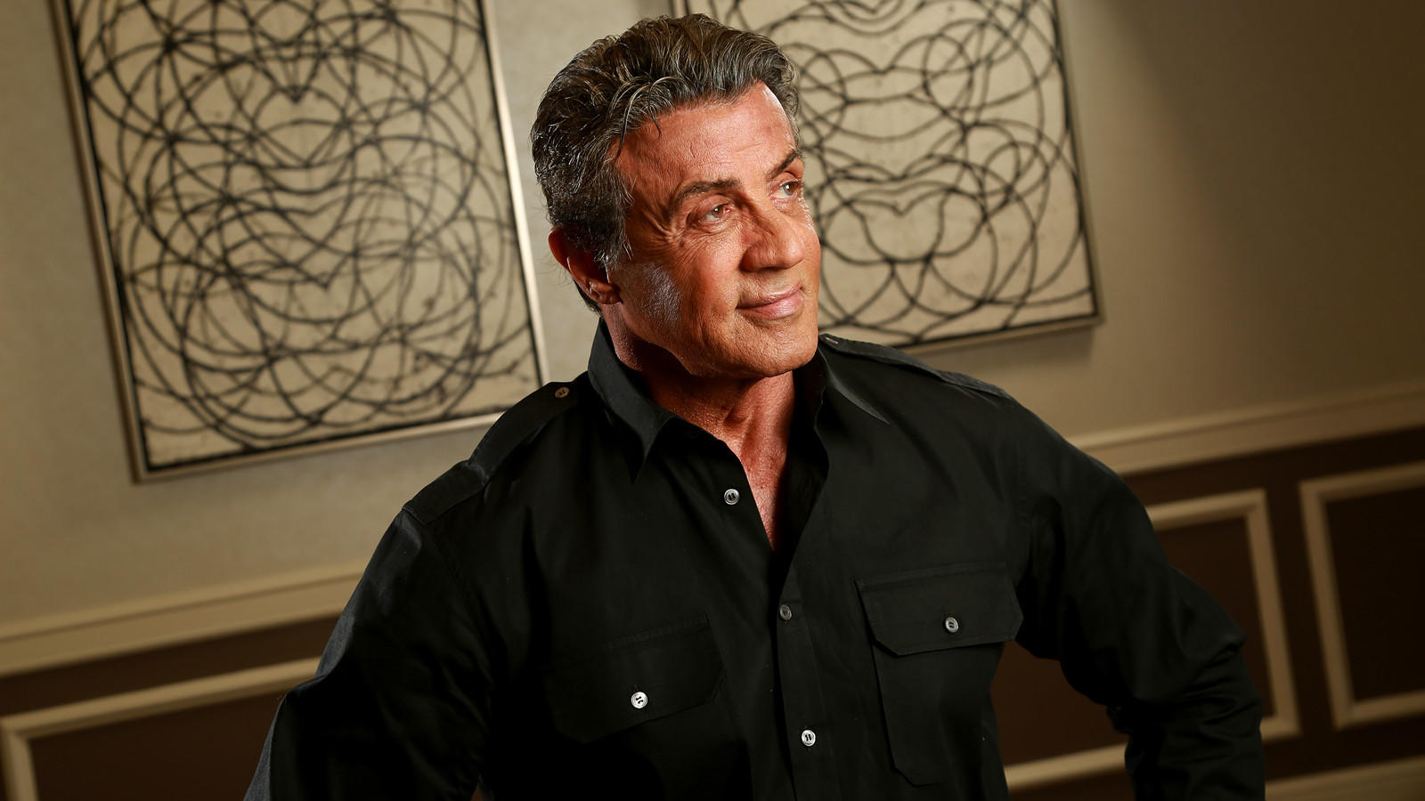 Sylvester Stallone, chairman of the National Endowment for the Arts? Perhaps. (Kirk McKoy / Los Angeles Times)