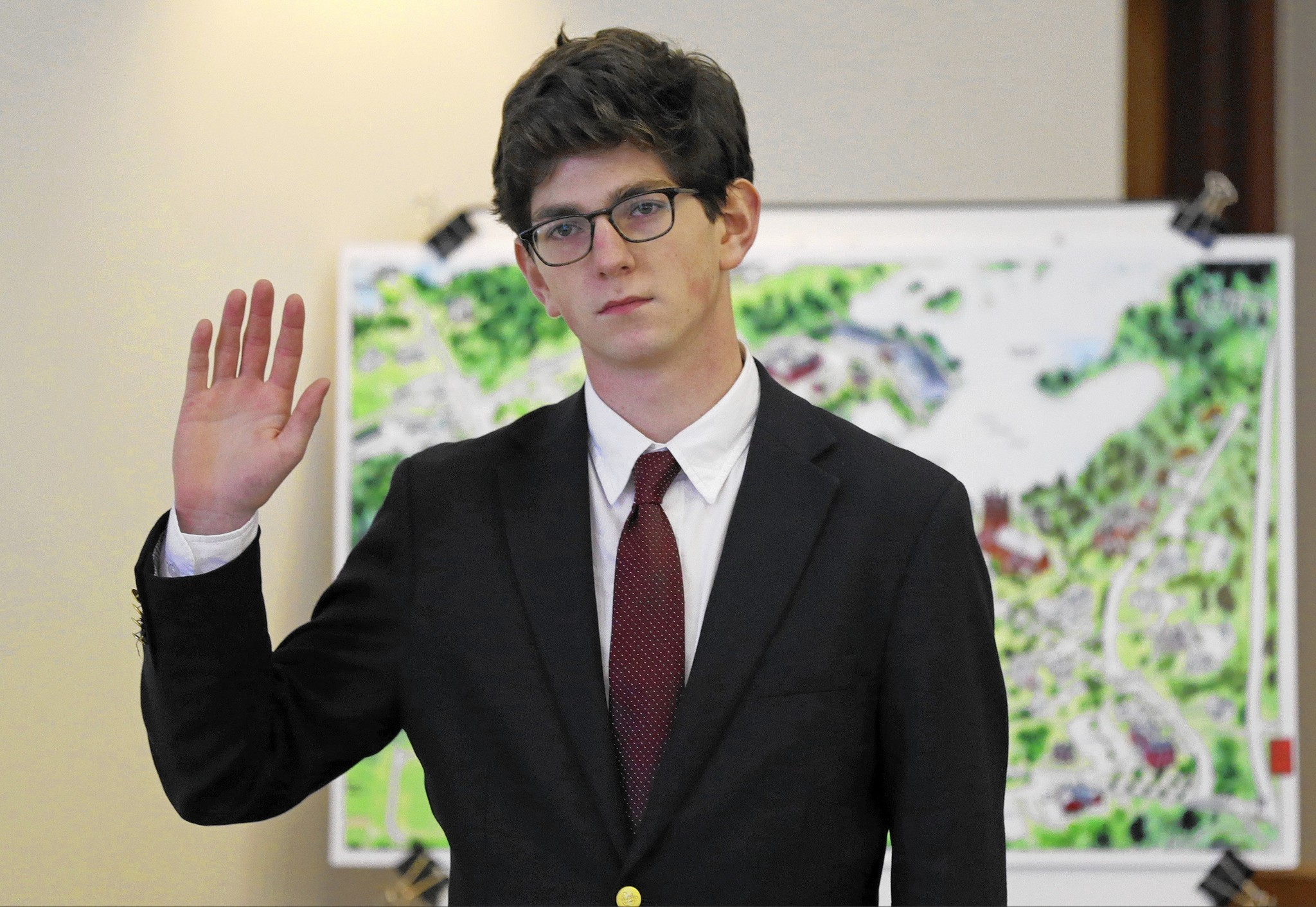 N.H. prep school graduate gets a year in jail for sexual assault