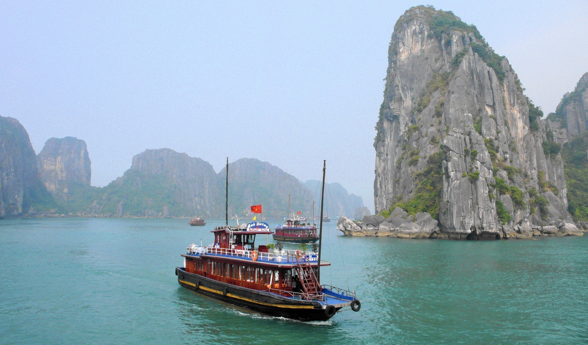 10 nights in Vietnam for $1,799, including air