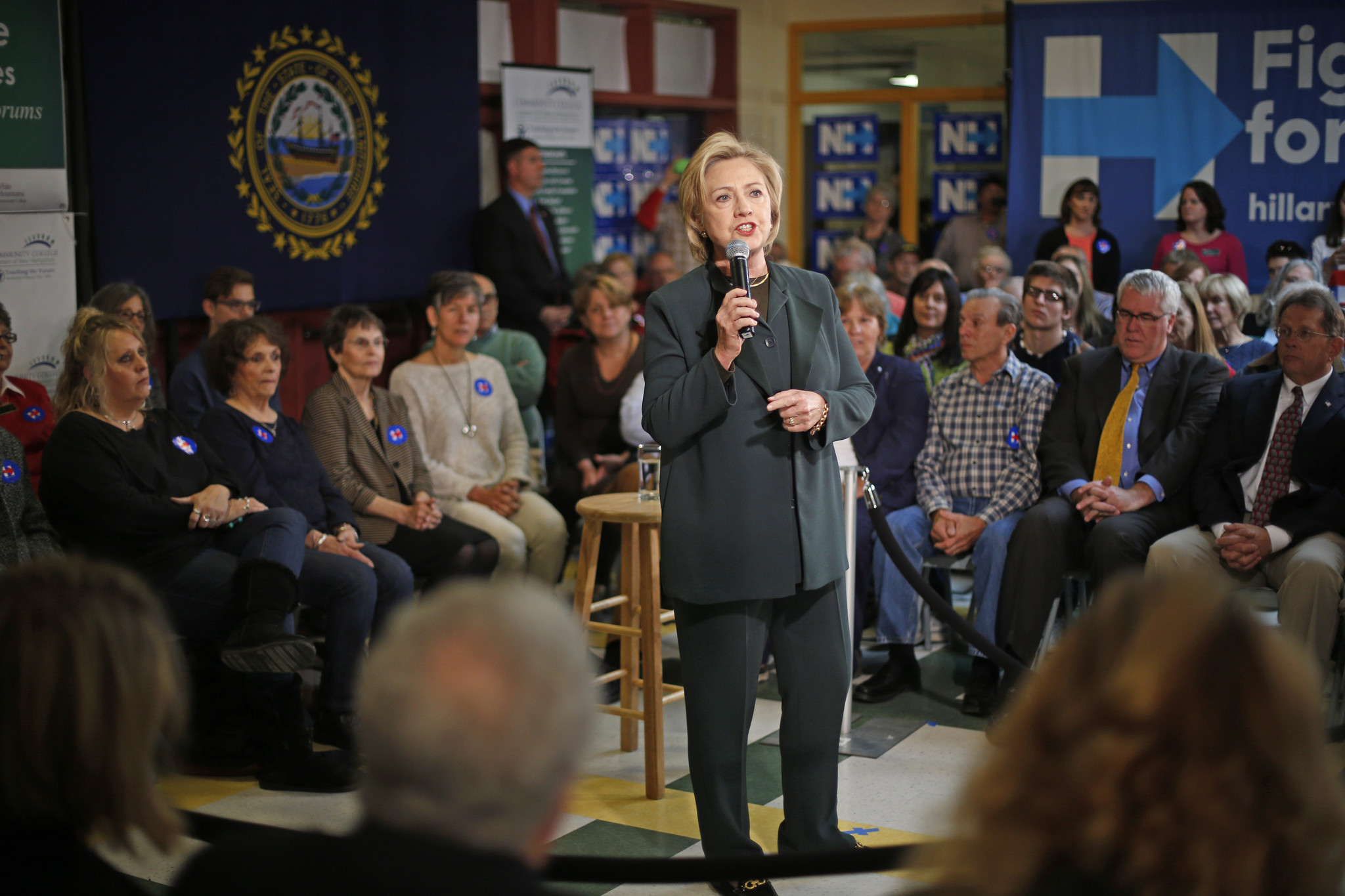 Morning Spin: Hillary Clinton hits Chicago for three ...
