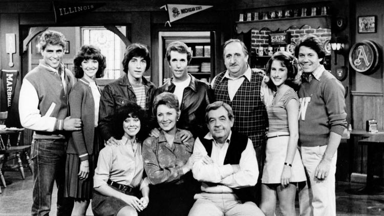 """Happy Days"" cast"