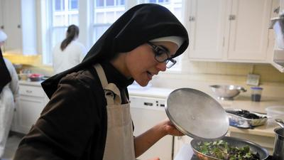 Catholic sister competes on Food Network's 'Chopped'