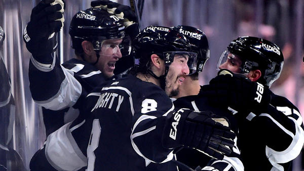 Kings' Overtime Win Over Nashville Pushes Win Streak To Seven