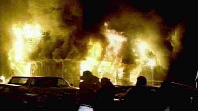 Station Nightclub Fire (Including Inside Dramatization) - YouTube