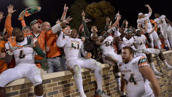 Photos: All bedlam breaks loose in miraculous final six seconds of UM