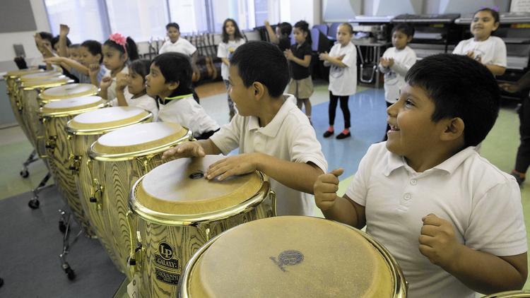 Carlos Santana Arts Academy