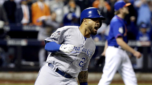 2015 World Series, Royals vs. Mets