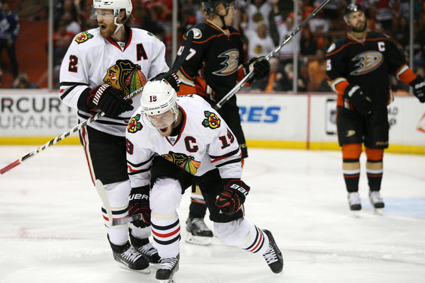 Salary-cap Constraints Lead To Chicago Blackhawks Infusing Roster With Youth