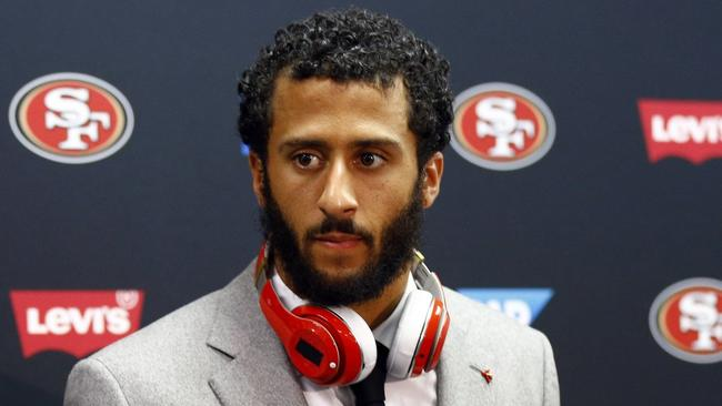 Colin Kaepernick Contract Changed… Time to Look for a New Job!