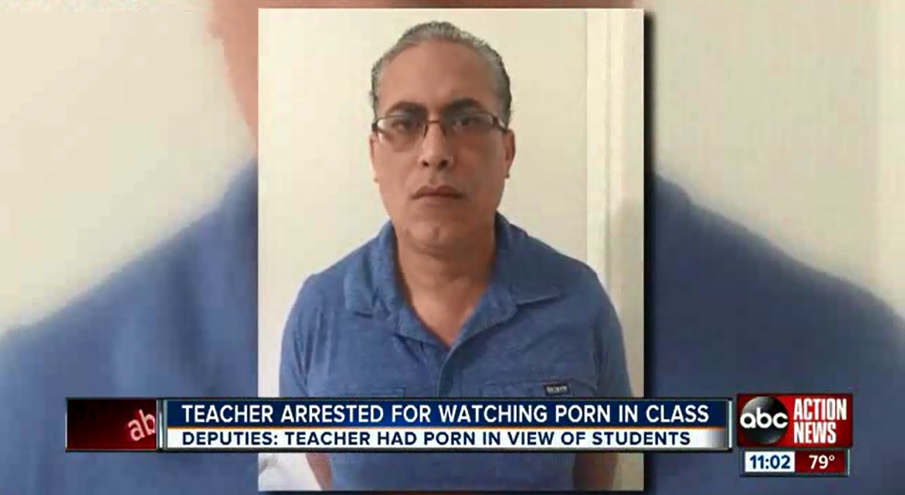 florida teacher accused of watching porn in class - orlando sentinel