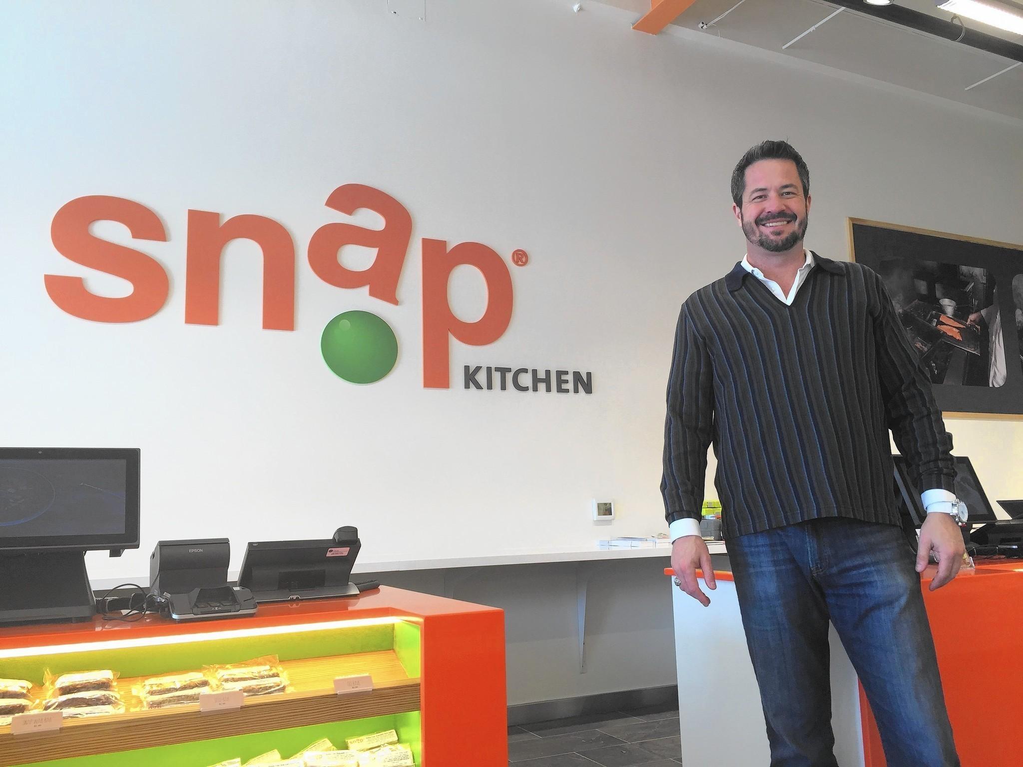 Snap Kitchen serving quick, healthy meals in Park Ridge - Park Ridge ...