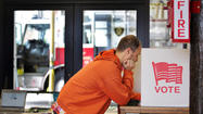 Pictures: Election Day 2015