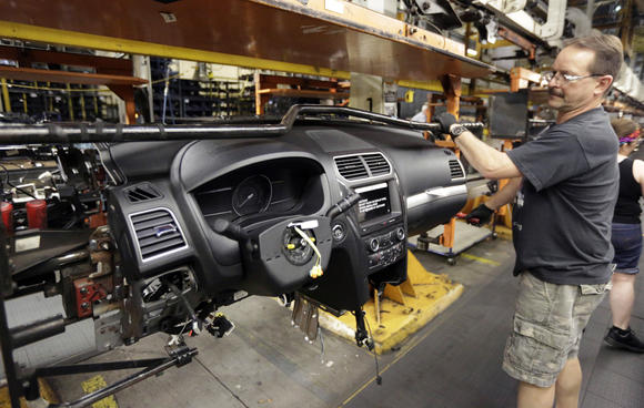 Tentative Uaw Ford Deal Over South Side Plant Addresses
